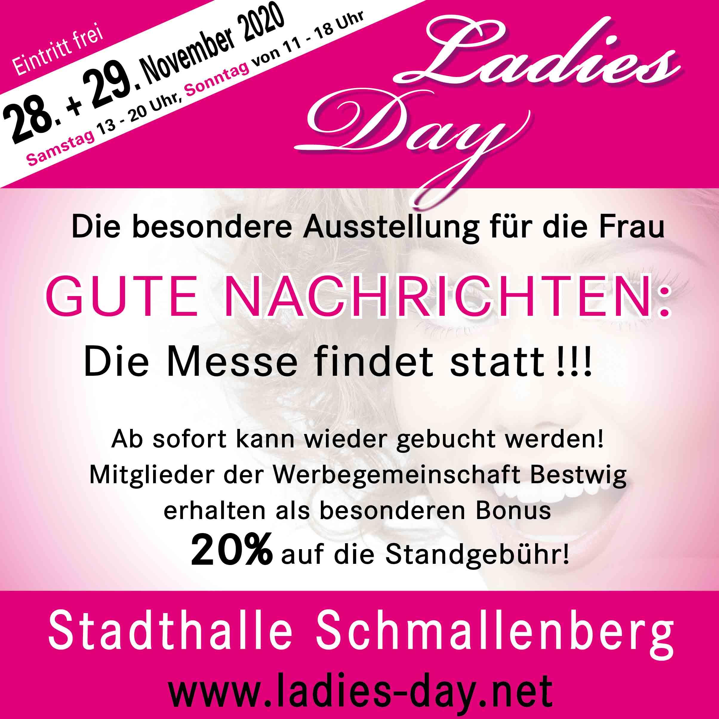 Ladies Day Schmallenberg