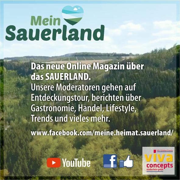 Mein Sauerland - viva concepts niederrhein